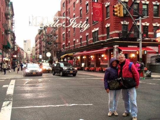 NEW YORK 012167