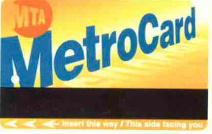 tarjeta metro n y